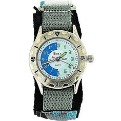 Boxx Time Teacher Grey Army Camouflage Velcro Strap Boys Sports Watch -- Read more  at the image link. (This is an Amazon affiliate link)