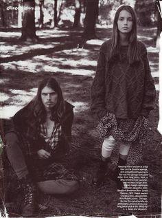 Grunge and Glory, Vogue 1992 Photographs by Steven Meisel Steven Meisel, Nineties Fashion, 90s Fashion Grunge, Estilo Grunge, Grunge Photography, Fashion Photography, Smart Casual, Tartan, Streetwear