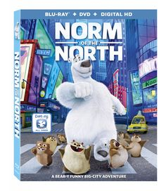 Norm of the North is the best animated film I've ever seen. Pixar should rethink how they make movies. John Lassiter should take notes.