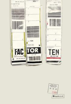 Expedia: FAC TOR TEN