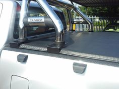 tonneau KING® soft tonneau cover is the first lockable soft cover in South Africa, fully hassle free product, fits and removes entirely in seconds. Tri Fold Tonneau Cover