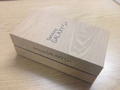 Samsung Galaxy S4 Box Package