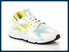 Nike Wmns Air Huarache Run 634835-112 (36, Weiss) - Sneakers für frauen (*Partner-Link)
