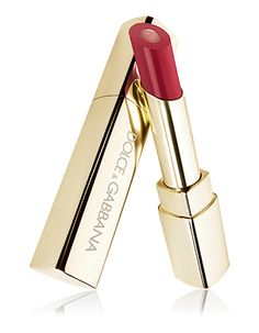 """You two make a Passionate Due"" Dolce & Gabbana Passion Duo Gloss Fusion lipstick 