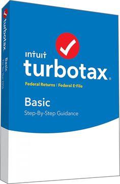 Turbotax Basic coupon code 2017