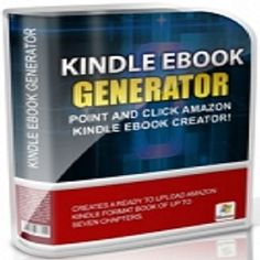 What This Amazing Software Does: Copy and paste your eBook into the software! Generates up to 7 pages in ready Kindle format! Add titles, chapters and author! Use basic HTML for your Kindle eBook! Normally for such a piece of software that will help automate the process I would charge $27, but for a very limited time you can download this software for (Enter Your Price, Or State FREE) sm0.13