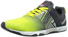 Reebok Mens R Crossfit Sprint 2 Training Shoe Semi Solar YellowGravelSteelPolar Blue 10 M US ** Continue to the product at the image link.