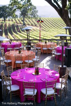 This Indian wedding kicks off with a beautiful outdoor event. Outdoor Parties, Outdoor Events, Outdoor Weddings, Outdoor Decor, Tent Decorations, Wedding Decorations, Indian Party Themes, Wedding Props, Wedding Ideas