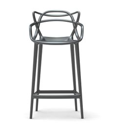 Masters Bar Stool by Starck & Quitllet for Kartell in home furnishings  Category זה אותו אחד בכסא בר אפשר אותו אולי בצהוב Contemporary Furniture, Funky Furniture, Furniture Design, Affordable Furniture, Bar Chairs, Bar Stools, Masters Chair, Kartell, Kitchen Stools
