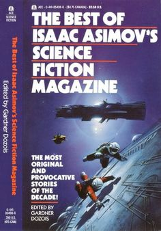 The Best of Isaac Asimov Science Fiction Magazine