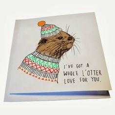 whole l'otter love | charlotte wainwright design