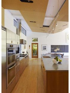 Open Kitchen - Home and Garden Design Ideas