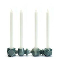Lysestage til fire lys fra Finnsdottir