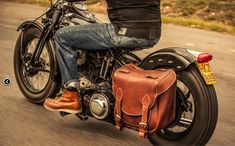 Red Wing 875 Boots and Harley Davidson