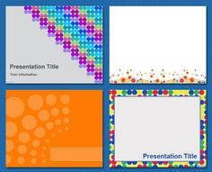 #Free #PowerPoint #Templates - Dots