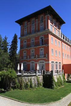 Vidago Palace Hotel  ~  Portugal