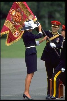 Princess Diana, July 22, 1995 in Philip Sommerville