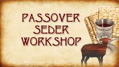 Passover Seder Workshop - One would learn a lot about Passover watching this. Yeshua Jesus kept this feast. Jewish Festivals, Messianic Judaism, Resurrection Day, Passover Recipes, Torah, Favorite Holiday, Faith, Teaching, Bible Studies