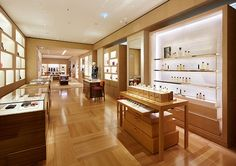 Louis Vuitton store relocation, St. Petersburg – Russia » Retail Design Blog