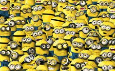 Ginzberg's World Cyberspace Travelogue: UNITED IN THE-WORLD-OF-A-MINION