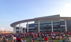 """Austin Symphony Hartman Foundation """"Concerts in the Park"""" will return to the Long Center for a 13th season of free ensemble concerts on Sunday evenings at 7:30 p.m., fromMay 31 - August 23, 2015 (exceptJuly 5). Each Sunday, a different ensemble of the Austin Symphony will be featured at the"""