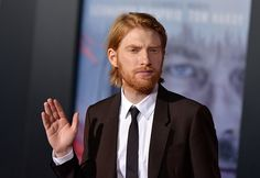Actor Domhnall Gleeson attends the World Premiere of 'The Revenant' in Hollywood California on December 16 2015 AFP PHOTO /ANGELA WEISS / AFP /...