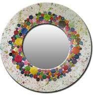 manufacture of button mirror www.oklida.com steven.tao@oklida.com
