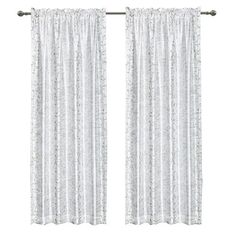 Jinchan Vine Embroidered Taupe Ground Faux Silk Curtains For Bedroom  Living Room1 Panel 50X84 inch Sage Pattern >>> Want additional info? Click on the image.