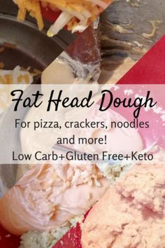 There are a million recipes for fat head dough out there to choose from. Some great, some not so great. I needed a recipe that was consistent, and versatile; a recipe that could satisfy a whole family! That's why I came up with this rendition of cheesy goodness. Its easy! I've made Crackers, biscuits, pizza and more!