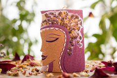Bougie Party Favors bougie bougie parfum Primitive par GiftForFire