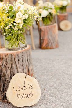 21 Perfect Rustic Wedding Ideas ❤ See more… by marjorie