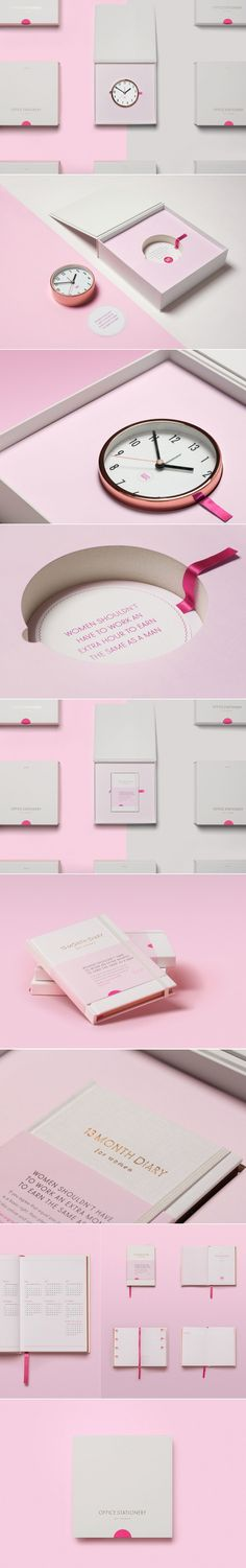 This Office Stationery Comes With a Political Purpose — The Dieline | Packaging & Branding Design & Innovation News