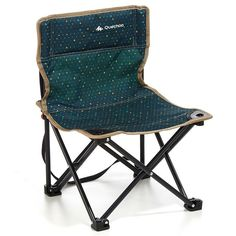 Montagne_equipt Camping Kamperen - Kinderstoeltje groen QUECHUA - Kampeermateriaal