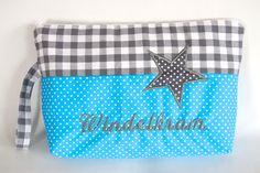 Windeltaschen -  Windeltasche  Wickeltasche  - ein Designerstück von Fadentaenzerin bei DaWanda