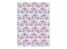 Candy Birds Wrap by Yelena Bryksenkova for Red Cap Cards #illustration