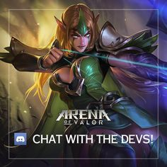 Want To Chat With Aov Devs Apply Now Join Us On Discord Next
