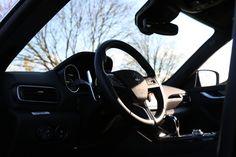 Das Innenleben des Maserati Levante überzeugt mit seiner Eleganz und Sportlichkeit.
