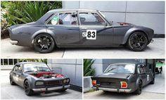 El Blog de Test del Ayer: Peugeot 504 de Turismo Histórico en Malasia
