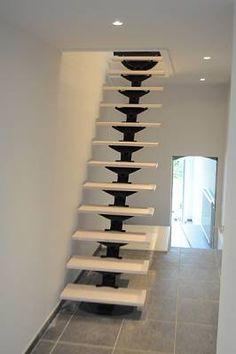 escaleras interiores ligeras buscar con google