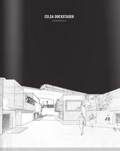 Landscape Architecture Student Portfolio Tudiante