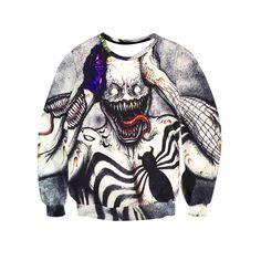 Fashion Style  Jared Reiter Deadpool Sweatshirts Anime Men Women Sweatshirts  Homme 3d Camiseta Suicide Squad Pokemon hoodies