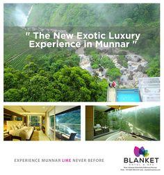 www.blanketmunnar.com Munnar, Hotel Spa, Exotic, Luxury