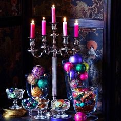 Time to light the candles tuck into those chocolates and relax. Well done to all those who have cooked a feast today.  We love this festive corner of wonder by Polly Wreford for @redmagazine   #frenchbedroomcompany #christmasevening #cornersofmyhome #flashesofdelight #fosterthoughtfulness #simplethingsmadebeautiful
