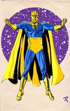 Fate by jaypiscopo Magic Monday Dc Comics, Kent Nelson, Comic Books Art, Comic Art, Dc Doctor, Superman, Dr Fate, Justice Society Of America, Justice League Dark