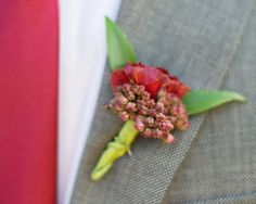 Wedding Boutonniere Ideas | Weddings Romantique