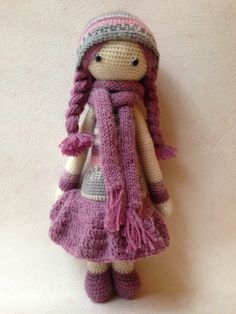 made by Eleni H./crochet pattern by lalylala