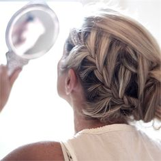Katharine & Walker's Wedding - Bridal Hair and Make-up