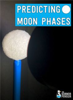 5 activities for predicting moon phases Science Penguin, Think Deeply, Science Student, Hands On Activities, Earth Science, Moon Phases, Teaching, Students, Posts