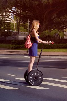 ride a segway ~ either this summer in Minneapolis or next Feb on maui ~ or both