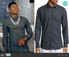 0d872855b59 Dolce Gabbana - Crown-Print Cotton Sportshirt